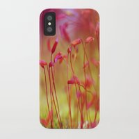 moss iPhone & iPod Cases featuring Moss by LoRo  Art & Pictures