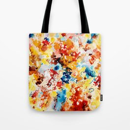 Cool Intense Tote Bag