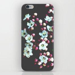 Viburnum Flowers iPhone Skin