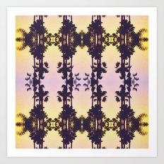 Palmadelic No.6 Art Print