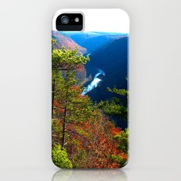 Pennsylvania Grand Canyon iPhone Case