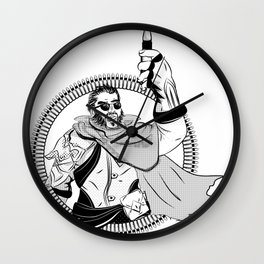 You've made a Graves mistake. Wall Clock