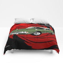 James Bond Aston Martin DBS from OHMSS Comforters