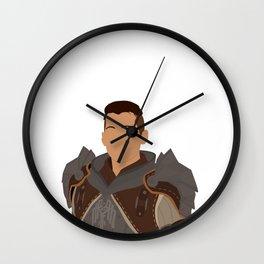 Krem/Cremisius Aclassi Wall Clock