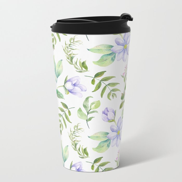 Spring is in the air #54 Metal Travel Mug