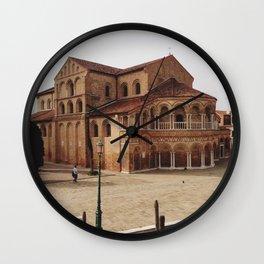 Murano I Wall Clock