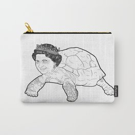 Queen Tortoise Carry-All Pouch