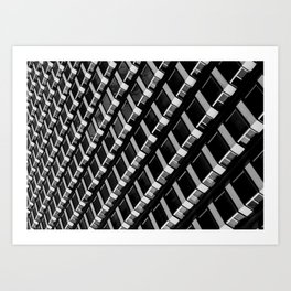 Abstract Architecture I Art Print