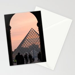 Louvre Stationery Cards
