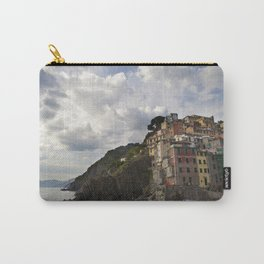 A taste of color and culture in Cinque Terre Carry-All Pouch