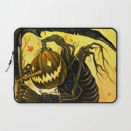 Autumn Harvester Laptop Sleeve