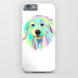 Great Pyrenees Dog iPhone Case