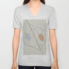 Geometric fever Unisex V-Neck