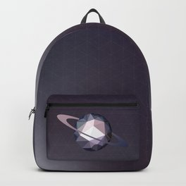 Geometric Saturn Backpack