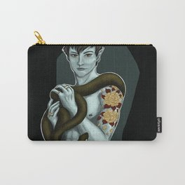 Snake 2 Carry-All Pouch