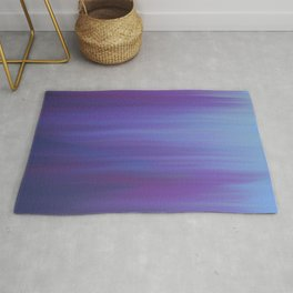 Violet Chromatic Rug