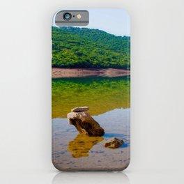 Lake iii iPhone Case