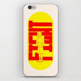 Fight iPhone Skin