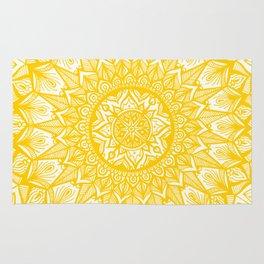 Royal-Yellow Rug