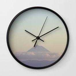 Montanha do Pico I Wall Clock