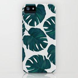 M O N S T E R A 2 iPhone Case