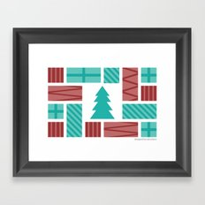 Gifts Framed Art Print