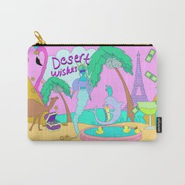 Desert Wishes Carry-All Pouch
