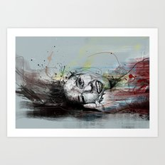 about joy Art Print