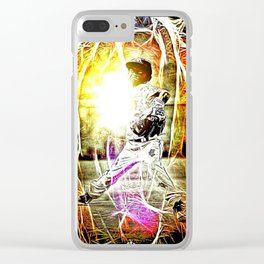 Sandlot Kingz 02: Prince Titian 02 Clear iPhone Case