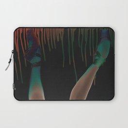 Risqué Pointe (Goth) Laptop Sleeve