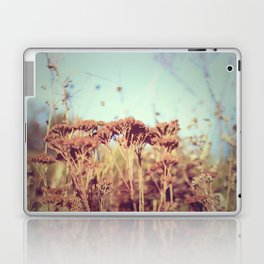 plants - Retro  Laptop & iPad Skin