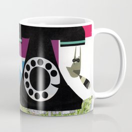 Without a Drop of Rum Coffee Mug