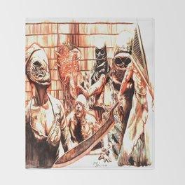 Silent Hill Throw Blanket