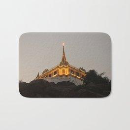 Wat Saket - Bangkok's Golden Mount Bath Mat