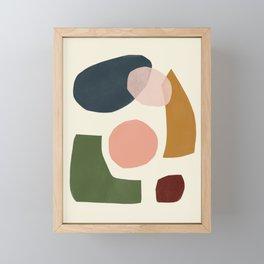 Mid-Century Modern Art # 70 Framed Mini Art Print