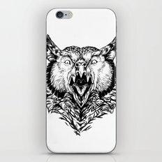 Beware the Owlbear iPhone & iPod Skin