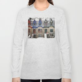 The Enchanting Winter Long Sleeve T-shirt