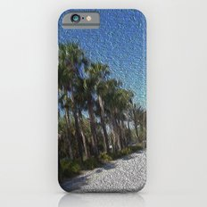 Infinite Palm Trees iPhone 6s Slim Case