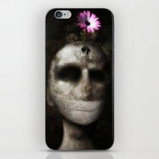 Flowerhead iPhone & iPod Skin