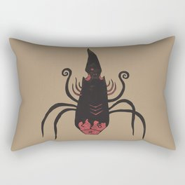 d12 Rectangular Pillow