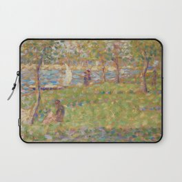 "Study for ""La Grande Jatte"" Laptop Sleeve"