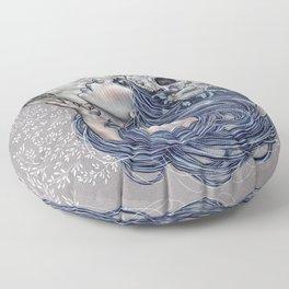 Final Breath Floor Pillow