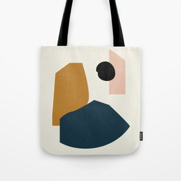 Shape study #1 - Lola Collection Tote Bag