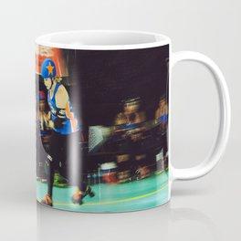 Roller Derby Jammer Coffee Mug