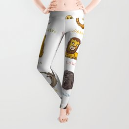 Wildlife-ABC Leggings