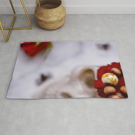 Halloween Kisses Rug