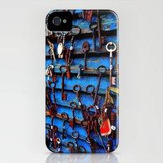 Unlock Me Slim Case iPhone (4, 4s)