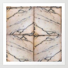 Classic Museum-Quality Antique Marble Art Print