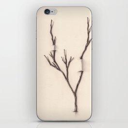 Imposición de tu Razón iPhone Skin