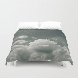 Sea of Cloud Duvet Cover